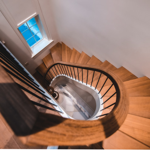 STAIR 4 wright architects NYC townhous.j