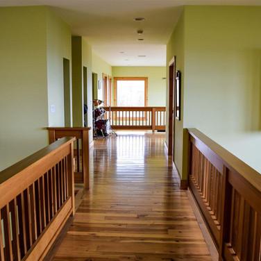 Wright Architects MOUNTAIN VIEW HOUSE ga