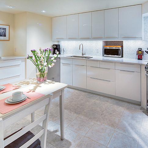 Kitchen Tribeca NYC Loft Wright Architec