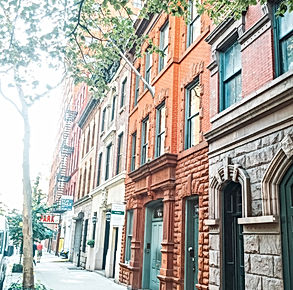 nyc townhome