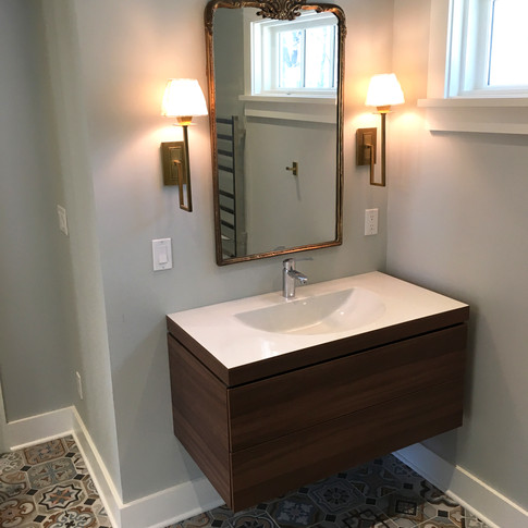 bath 2 WRIGHT ARCHITECTS WOODSTOCK RETRE