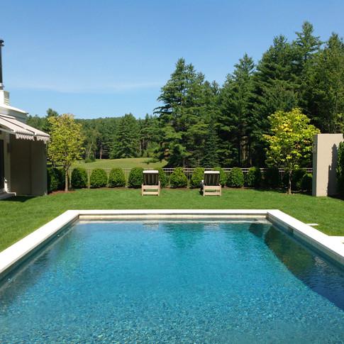 pool 2 Wright Architects White House on
