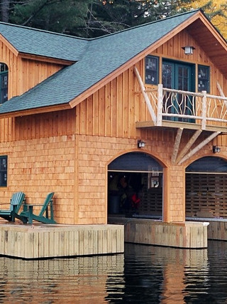 Adirondack Lake House