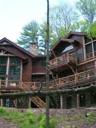 Adirondack Lodge Home