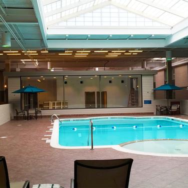 pool 2 ARCHITECTS BEST WESTERN KINGSTON.