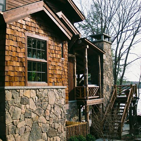 ext 6 Adirondack Lodge Home wright archi