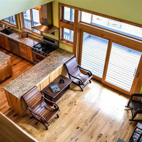 Wright Architects MOUNTAIN VIEW HOUSE li