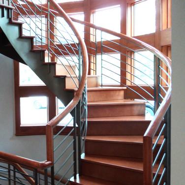 Wright Architects Usonian Influenced Hou