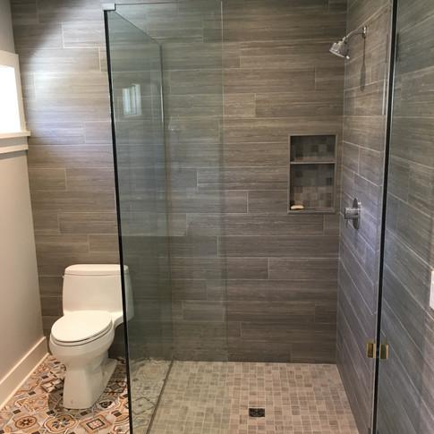 bath 1 WRIGHT ARCHITECTS WOODSTOCK RETRE