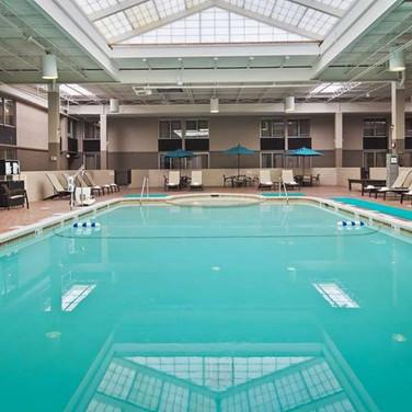 pool 1 ARCHITECTS BEST WESTERN KINGSTON.
