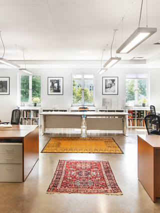 Wright Architects Office