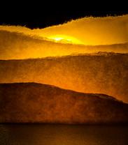 paper sunrise