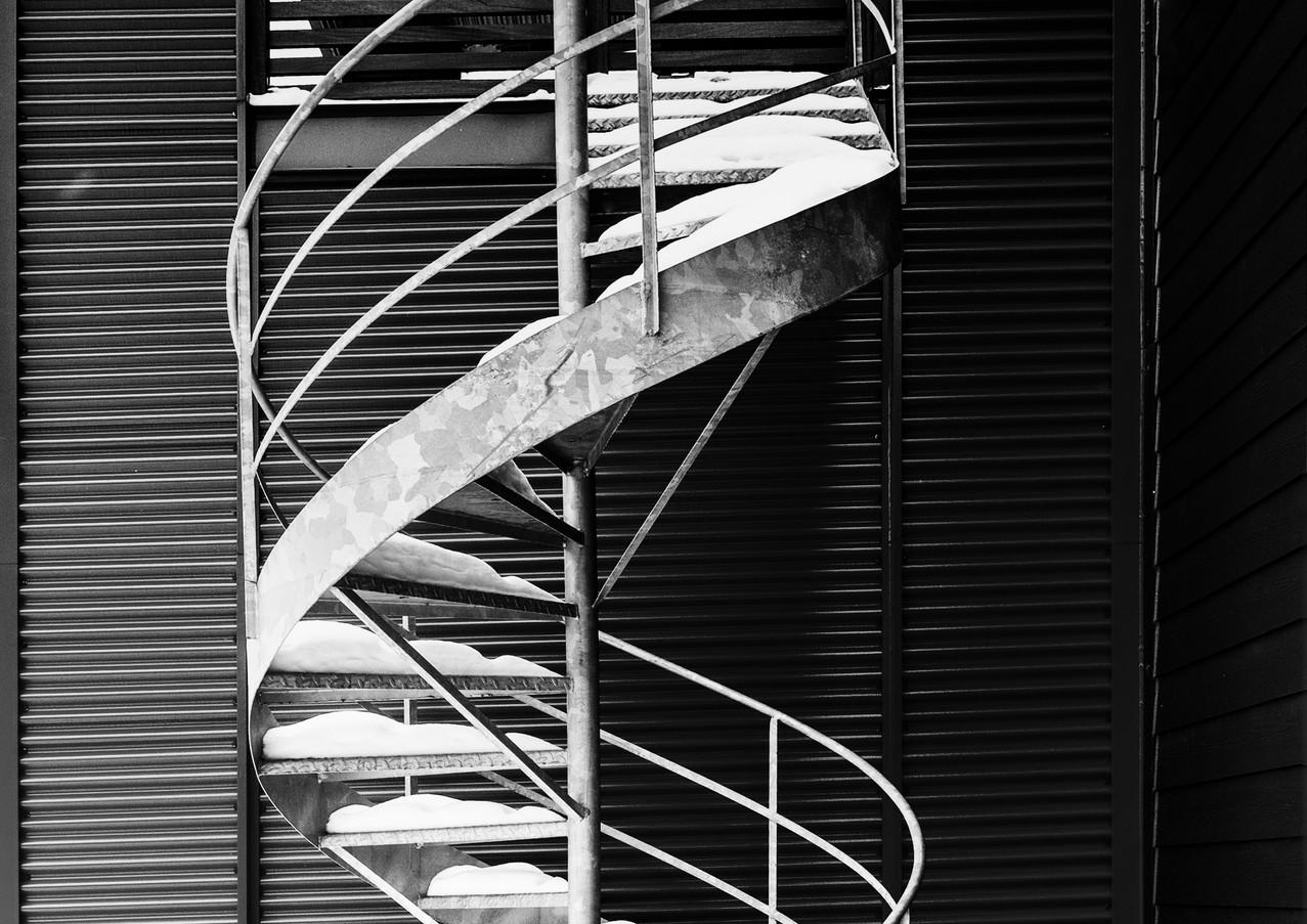 Snail Stairscase