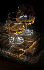 cognac for two