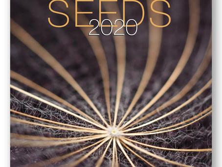 2020 SEEDS wall calendar