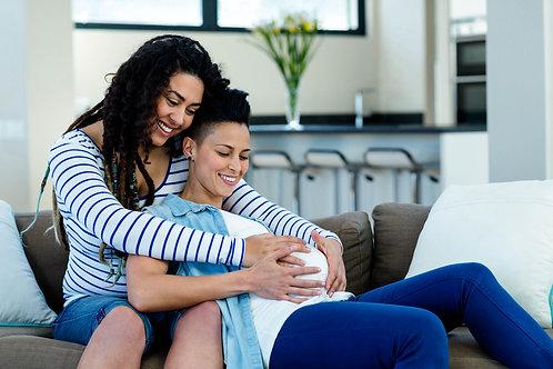 4 Week Prenatal Sessions