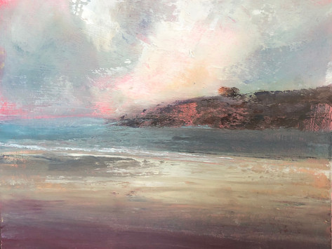 MORNING HAS BROKEN: INTRODUCING NEW WORK BY MAGGIE O'BRIEN
