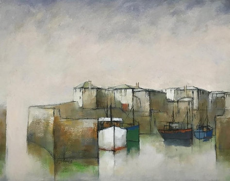 Harbour Shapes no.2 - £1500