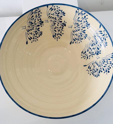 Agapanthus Bowl - £95