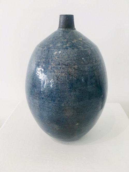 Blue Grey Raku - £60