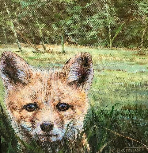 Fox Cub - £160