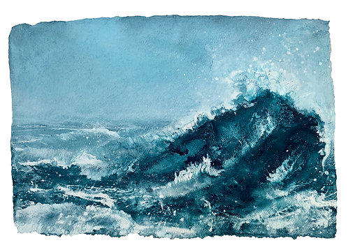 I Can Almost Feel the Sea Spray - £795