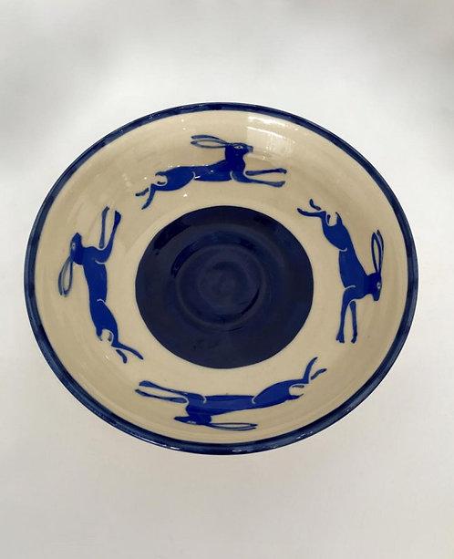 Shallow Hare Bowl - £65