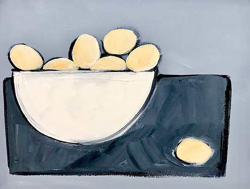 Eggs from Tresco - £400