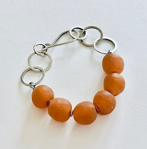 Recycled Glass Bracelet - £69