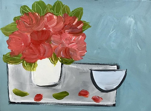 Bloom and Bowl - £350