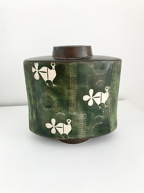 Patterned Vessel Ceramic - £450