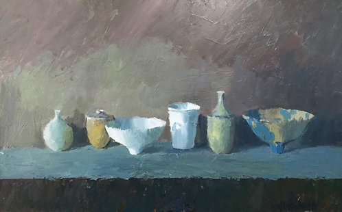 Pottery - £1600