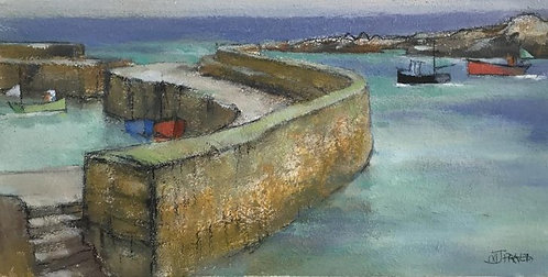 Passing Mousehole and Onto Newlyn - £495