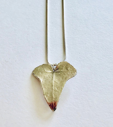Ivy Leaf Necklace - £55