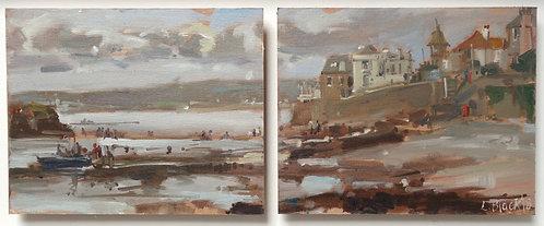 Marazion Town and Beach - £525