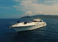 The Pinelli motor yacht