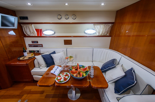The Pinelli Yacht Internal