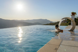 The Pinelli Estate infinity pool