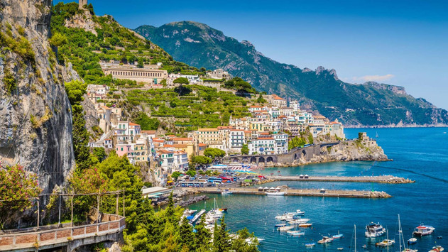 Sorrento - Amalfi Coast