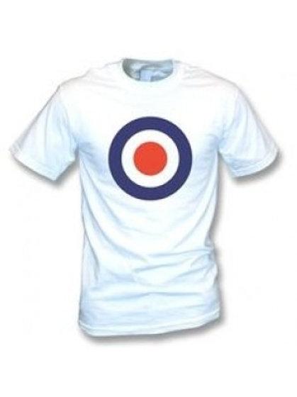 Classic Mod Pop Art Target - Men's T-Shirt