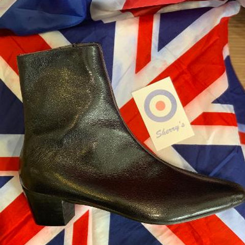 Sherry's Lennon Boots