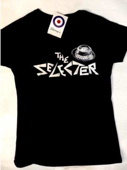 The Selecter, Pork Pie Logo - Men's T-Shirt