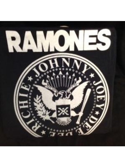 The Ramones, Classic Logo - Men's T-Shirt