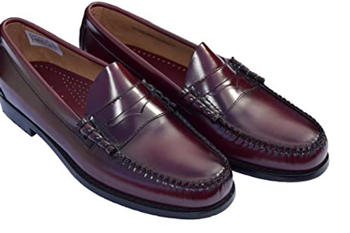 Men's Weejuns Penny loafers - wine