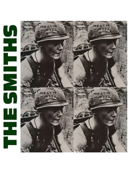 The Smiths、Meat is Murder-メンズTシャツ