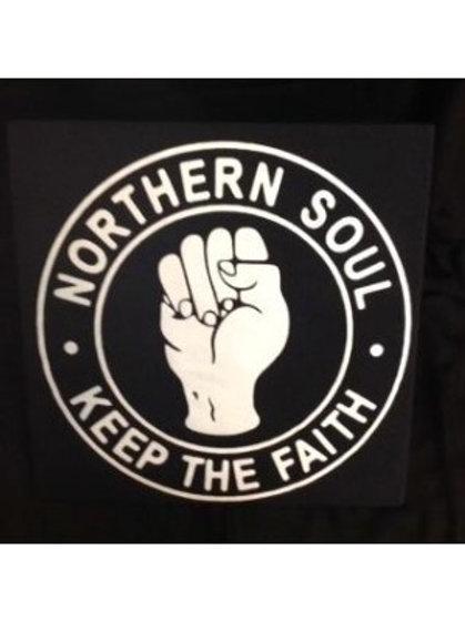 Iconic Northern Soul Logo - Men's T-Shirt