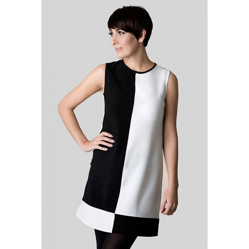 Sherry's 60's Vintage Quadrant dress