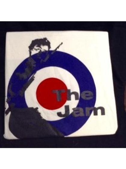 The Jam, Pop Art Weller/Target - Men's T-Shirt