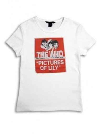 The Who 'Pictures Of Lily' -  T-Shirt