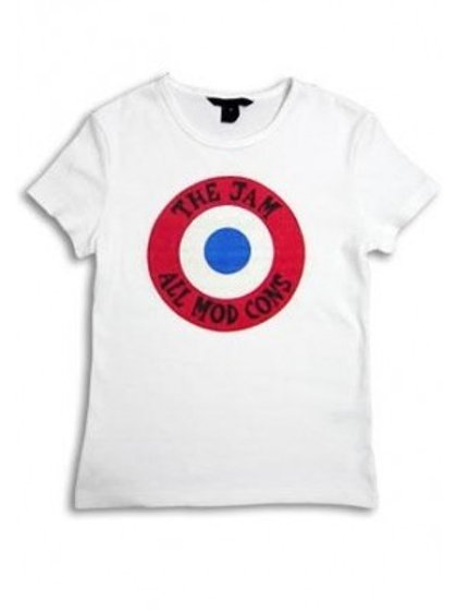 The Jam 'All Mod Cons' T-Shirt